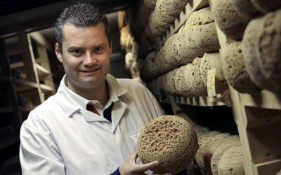Romain Olivier, Dirigeant des Fromageries Philippe Olivier